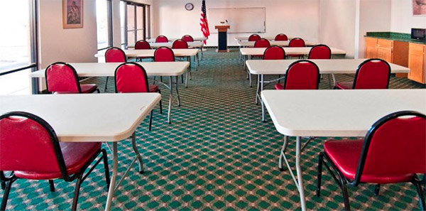 NavajoLand Inn Meeting Room